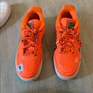 Orange air forces